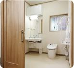 洗面・トイレの介護リフォーム 写真1