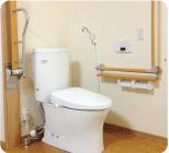 洗面・トイレの介護リフォーム 写真2