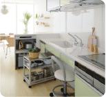 キッチンの介護リフォーム 写真2