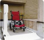 エレベーター・リフトの介護リフォーム 写真1
